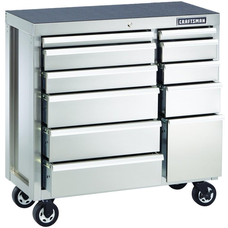 Viper Tool Storage | Craftsman Bottom Tool Box | Toolbox Rolling