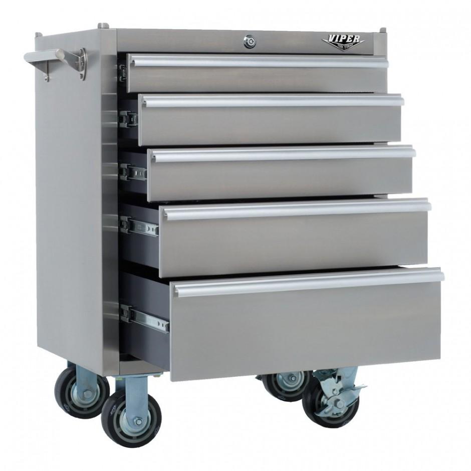 Viper Tool Storage Review | Wheeled Tool Storage | Viper Tool Storage