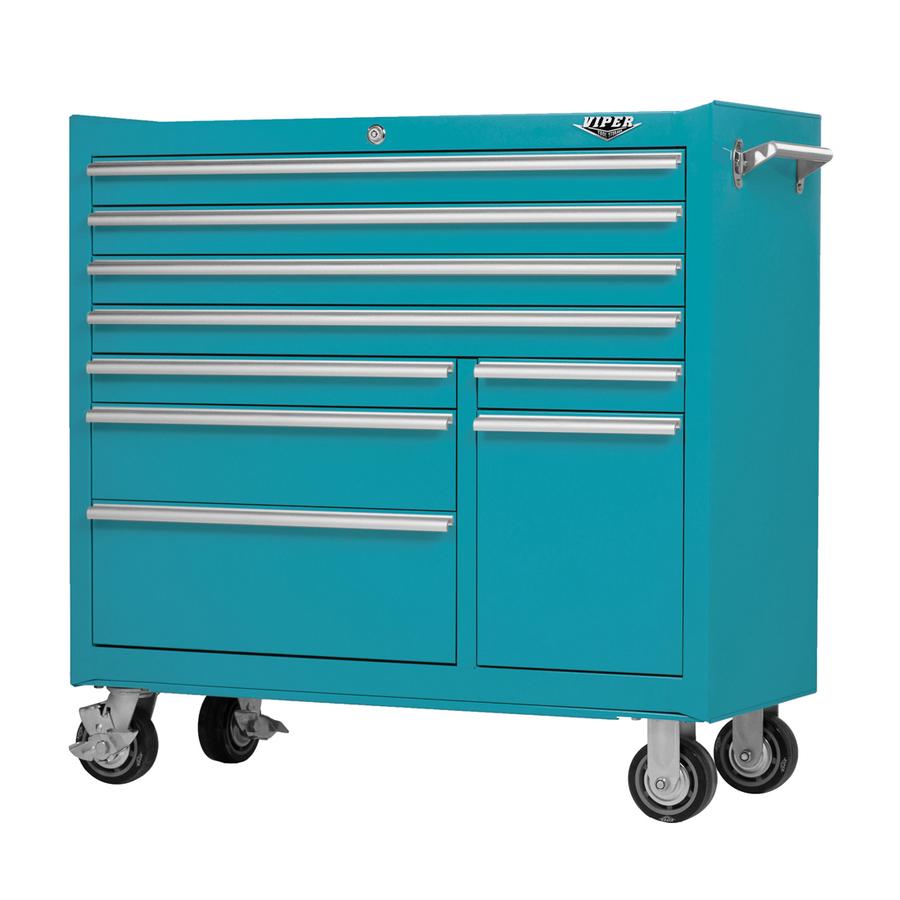 Viper Tool Storage | V4109blr | Stainless Tool Box