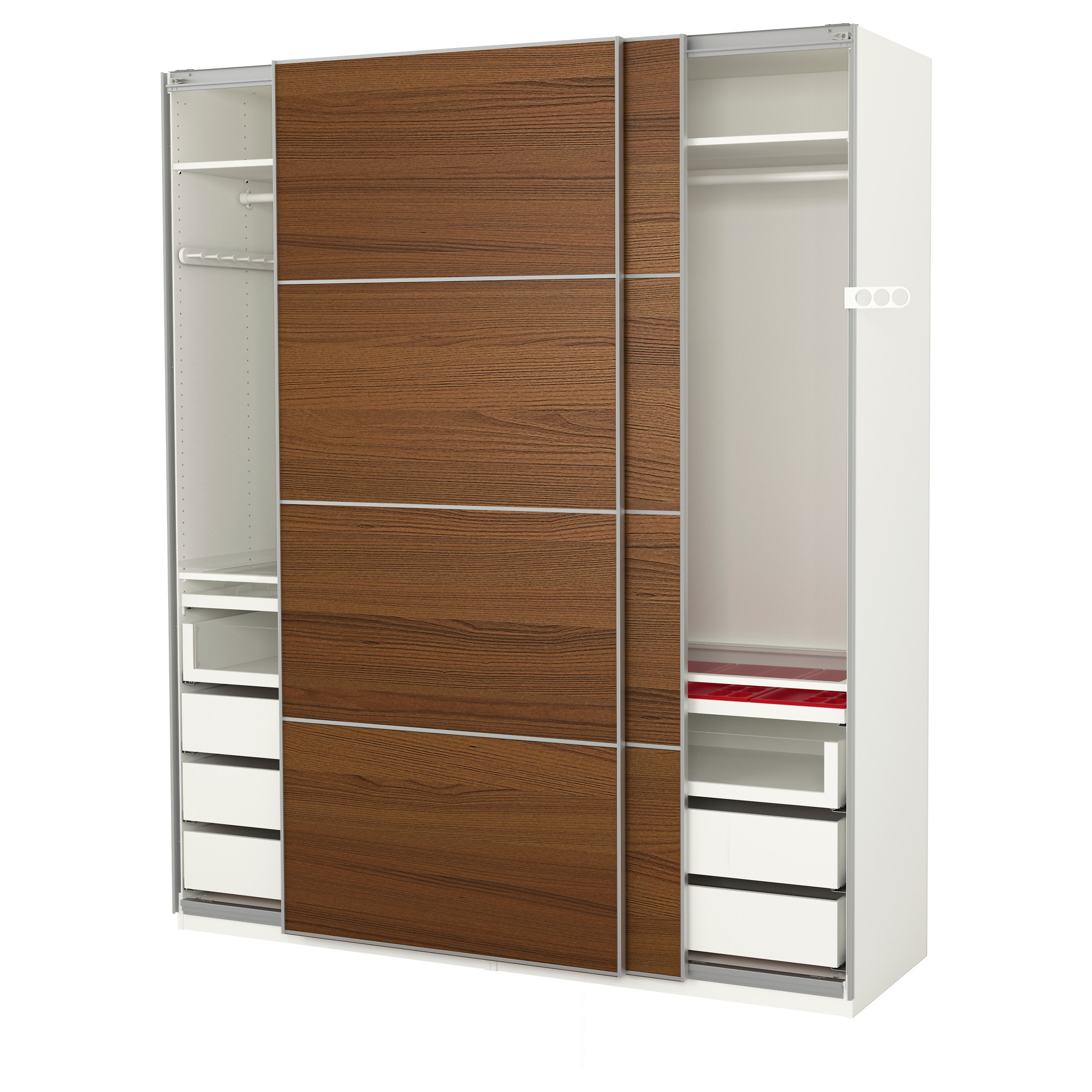 Furniture & Rug Wardrobe Storage Cabinet