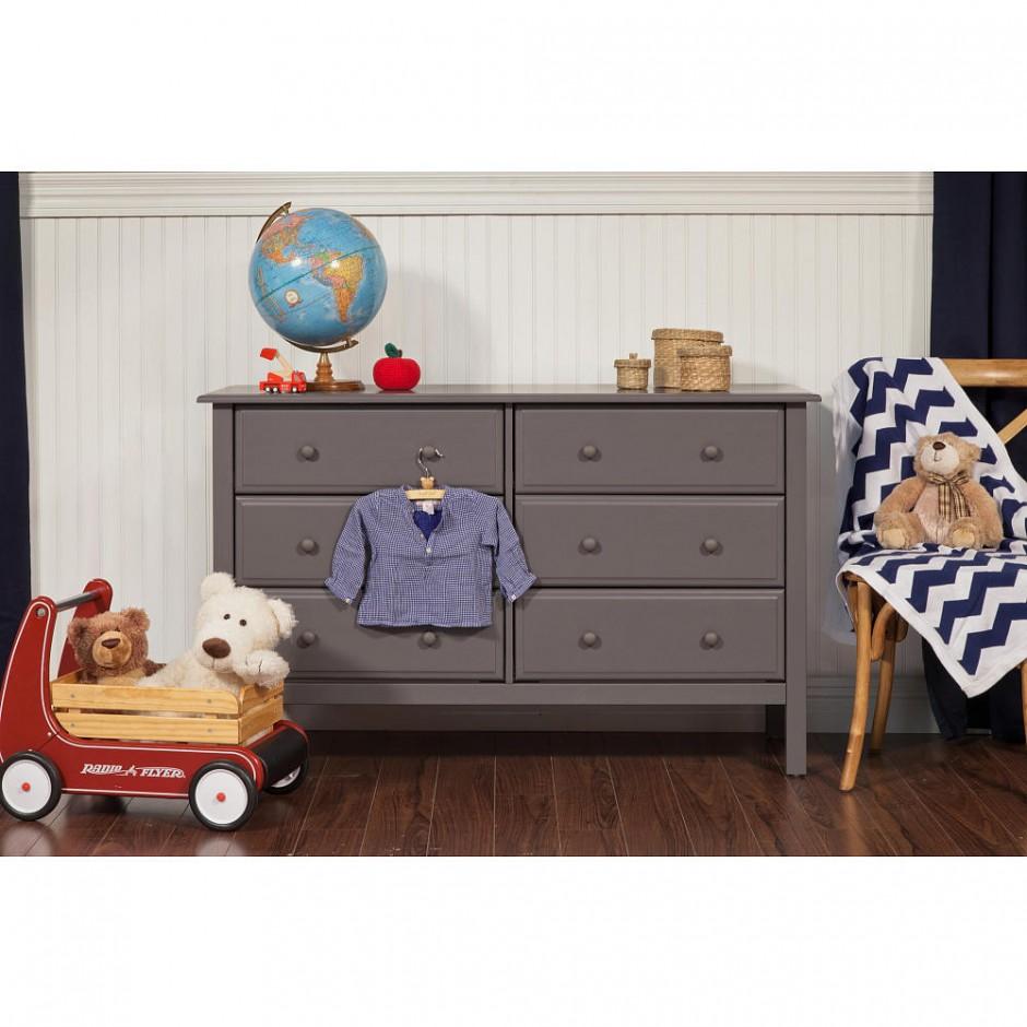White Combo Dresser | Davinci Baby | Davinci Kalani Dresser