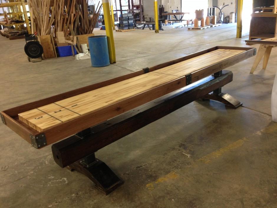 16 Foot Shuffleboard Table | Used Shuffleboards For Sale | Shuffleboard Table