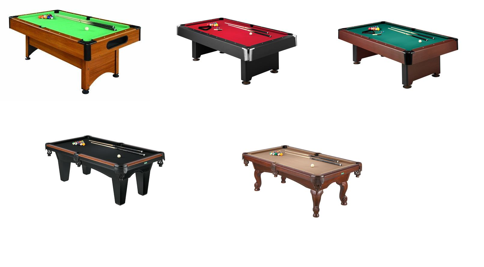 6.5 Ft Pool Table | Mizerak Pool Table | 6 Foot Pool Table for Sale