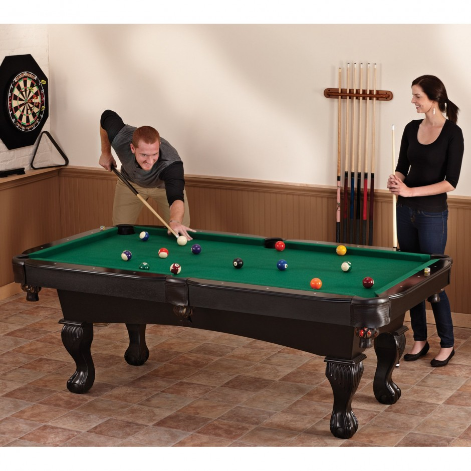 6 Foot Pool Table For Sale | 5 Foot Pool Tables | Mizerak Pool Table