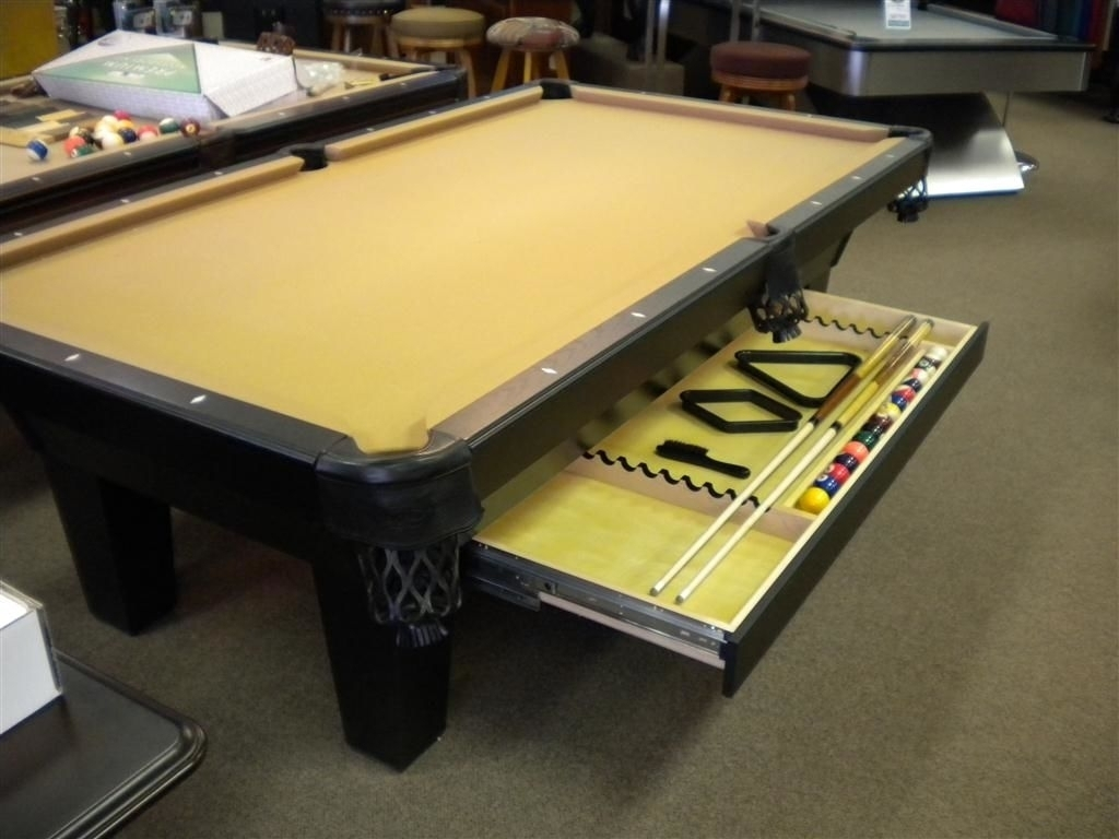 8 Ft Slate Pool Table | Mizerak Pool Table | Mizerak Pool Table Parts