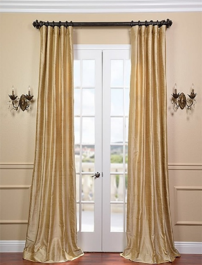 90 Inch Curtains | Hillcrest Curtains | Kohls Drapes