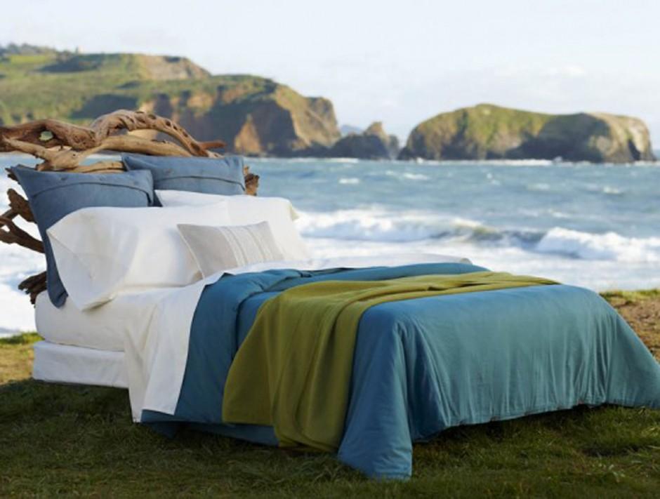 Abc Bedding Company   West Elm Comforter   Coyuchi