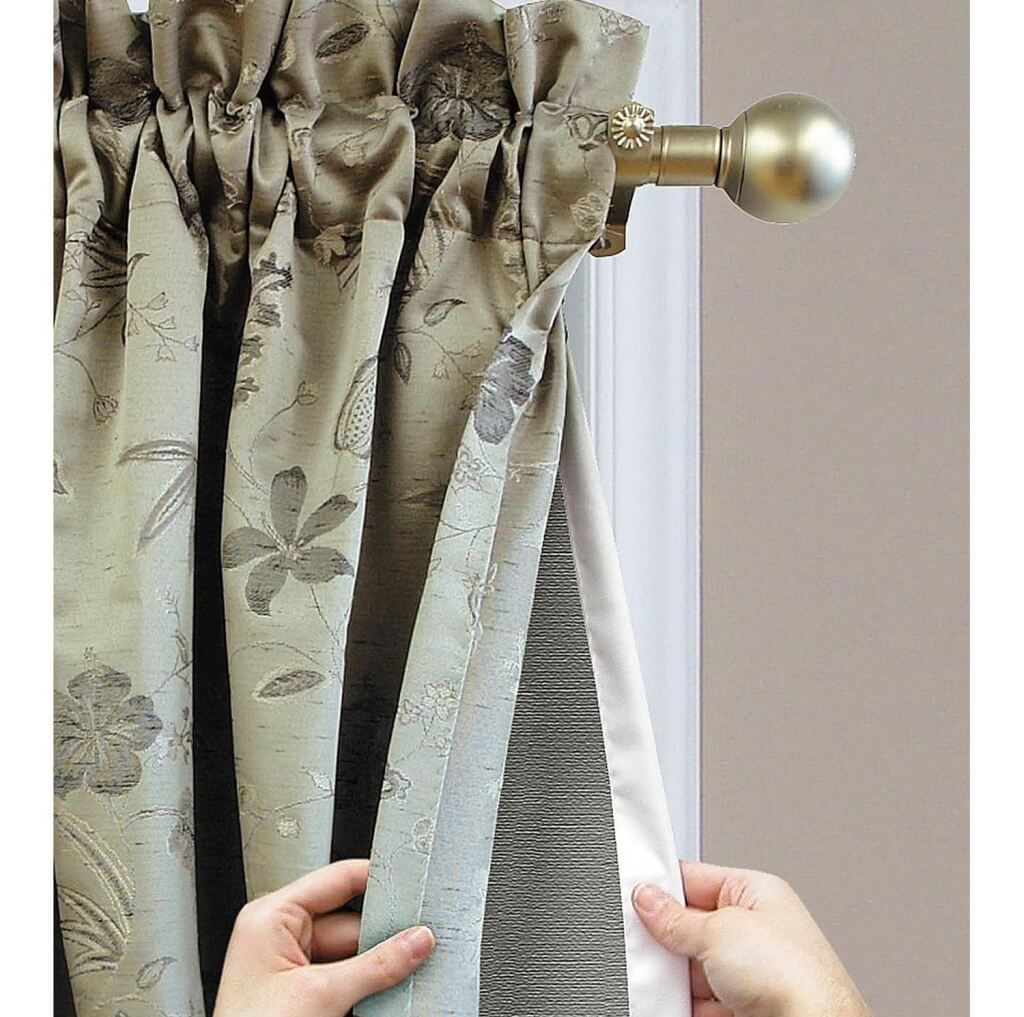 acoustic drapes soundproof curtains target curtains - Target Blinds