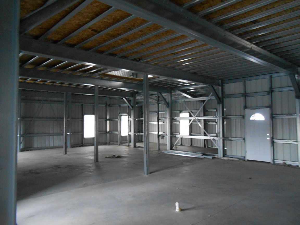 Aluminum Buildings for Sale | Ameribuilt Steel | Steel Prefab Garages