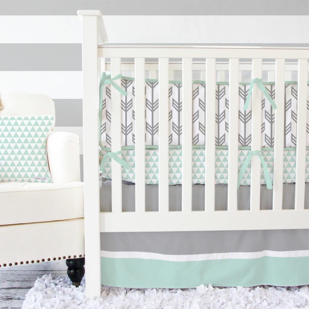 Amazon Crib Bumper | Crib Bumper Pads | Black Crib Bumper Pad
