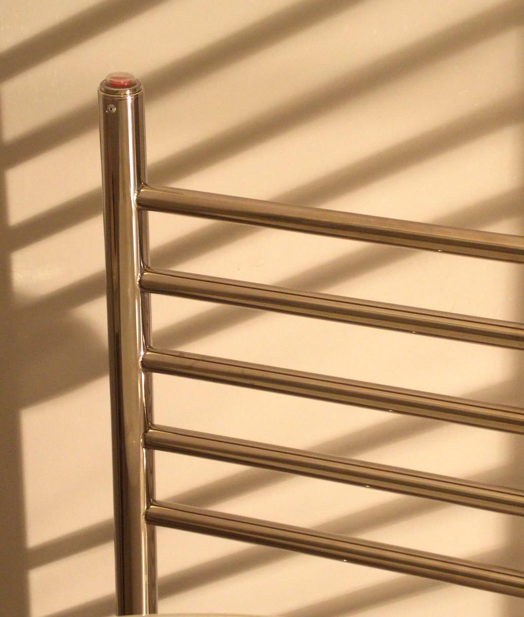 Amba Towel Warmers | Electric Towel Dryer | Heated Towel Rack Wall Mounted