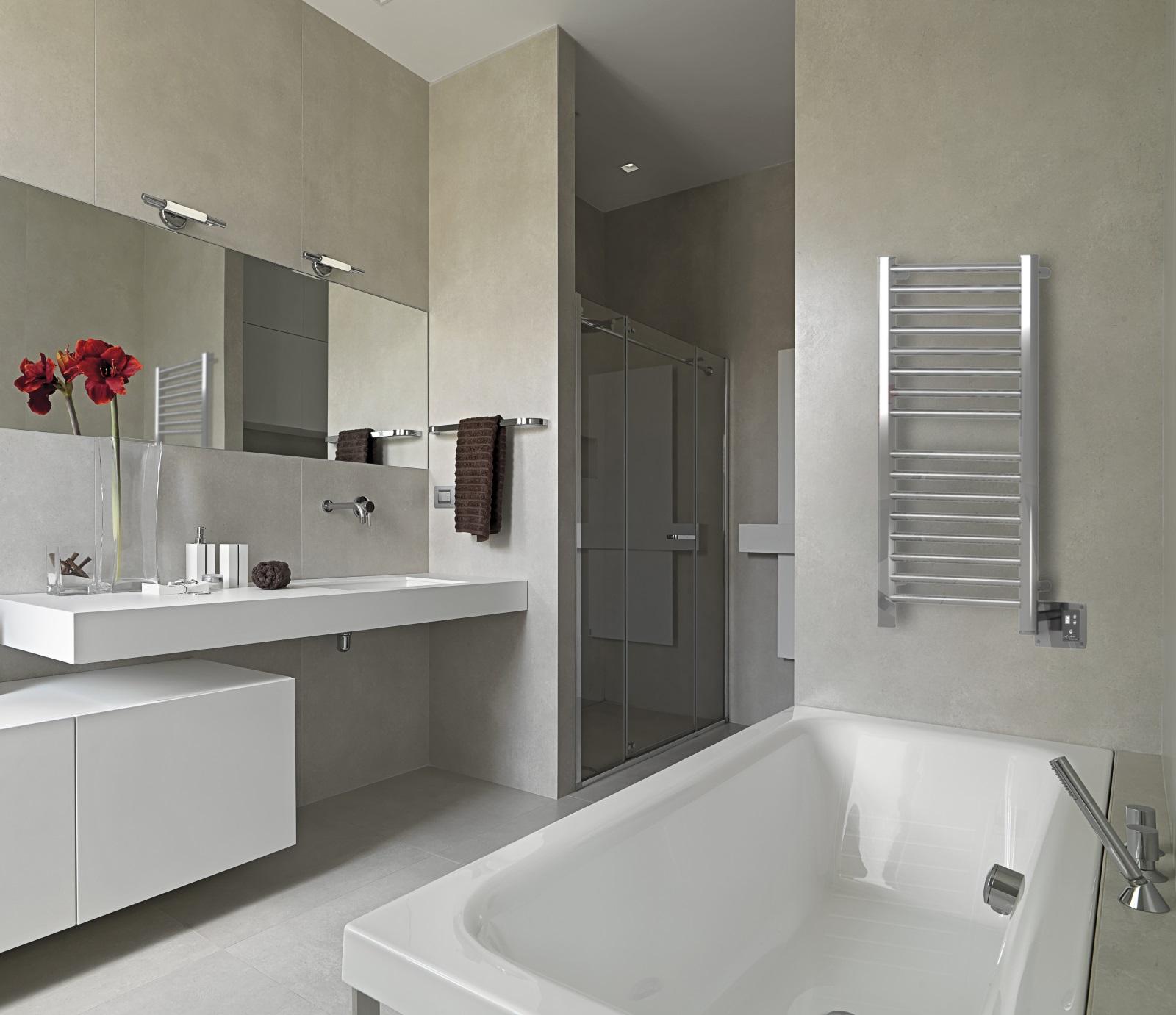 Amba Towel Warmers | Hydronic Towel Warmers | Cordless Towel Warmer