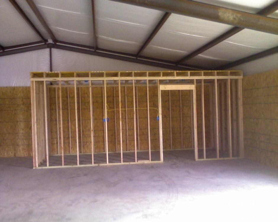 Ameribuilt Steel | Prefab Metal Garage Prices | Gambrel Barn House Plans