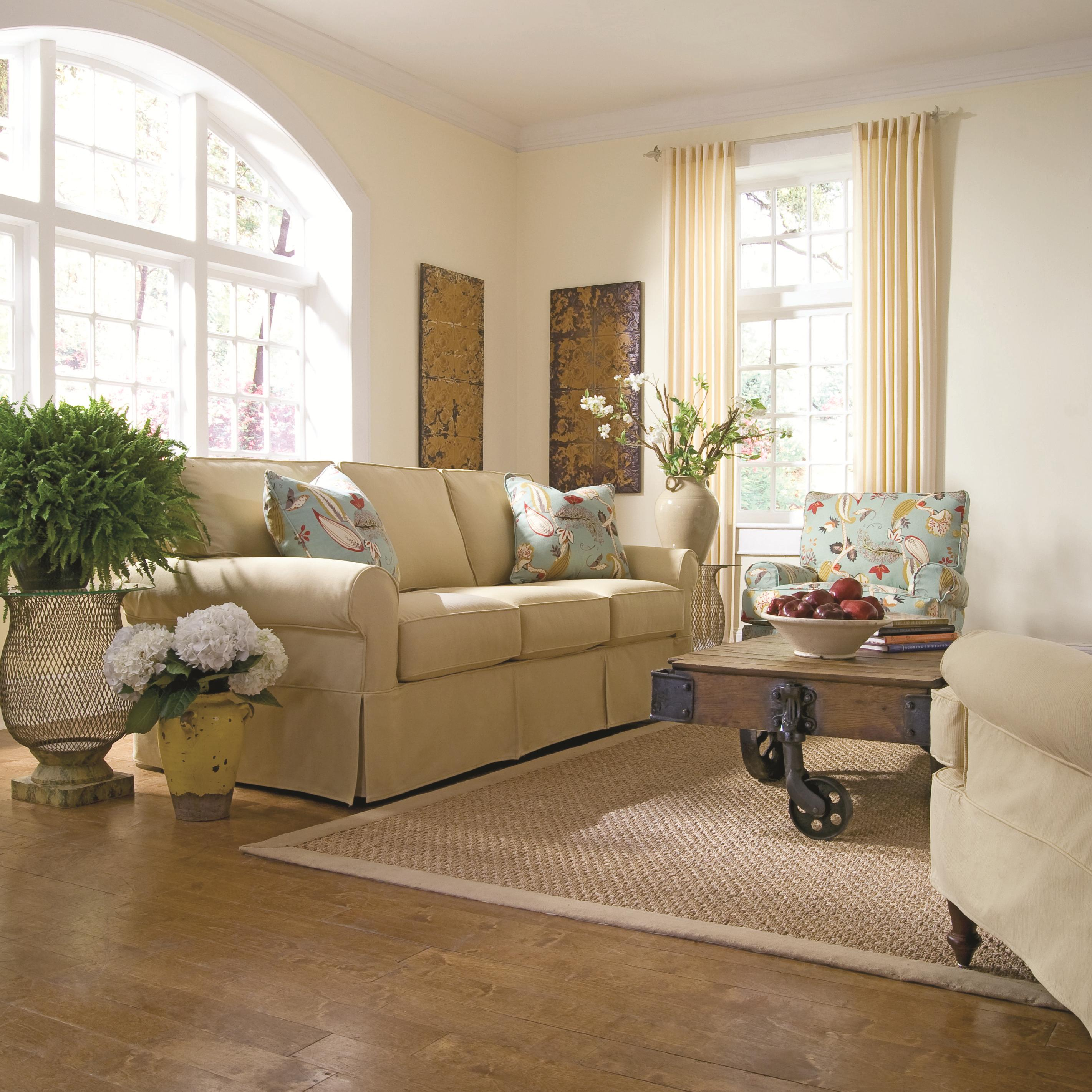 Arm Chair Slip Covers | Rowe Furniture Slipcovers | Rowe Furniture Sofa