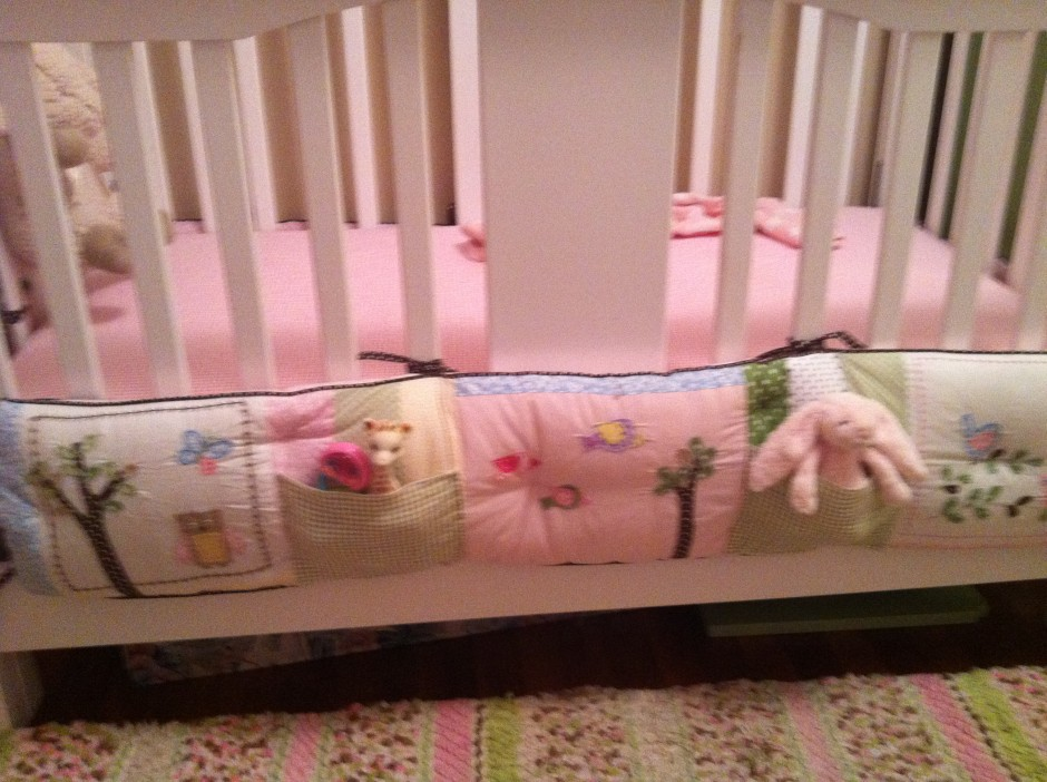 Baby Bumper Pads For Cribs | Mesh Crib Bumpers | Crib Bumper Pads