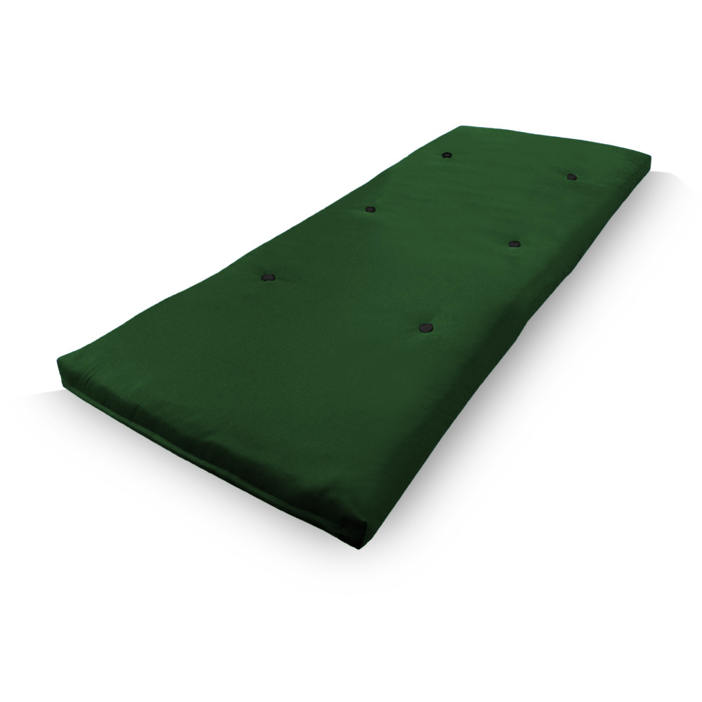Balkarp Sofa Bed Pad in Green | Convertible Sofa Ikea | Ikea Futon