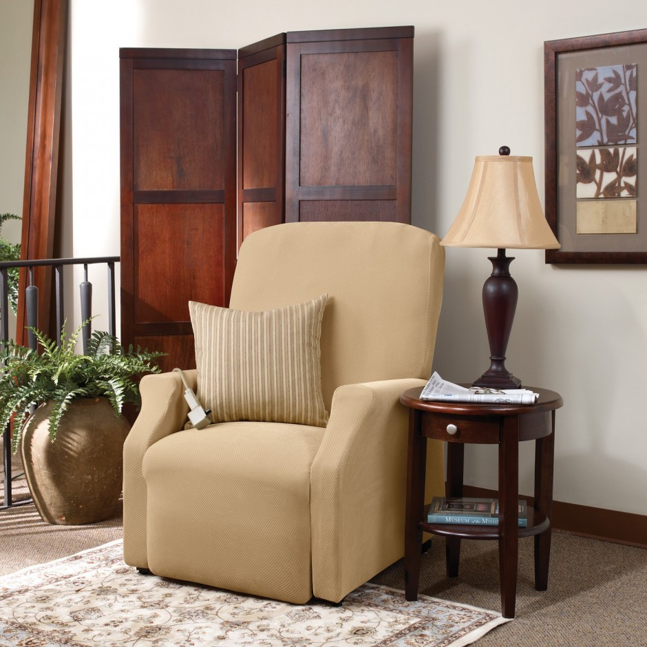 Barrel Chair Slipcover | Recliner Covers | Chair Covers Walmart