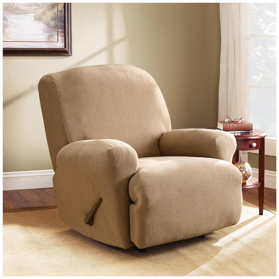Barrel Chair Slipcover | Recliner Covers | Recliner Cover Walmart
