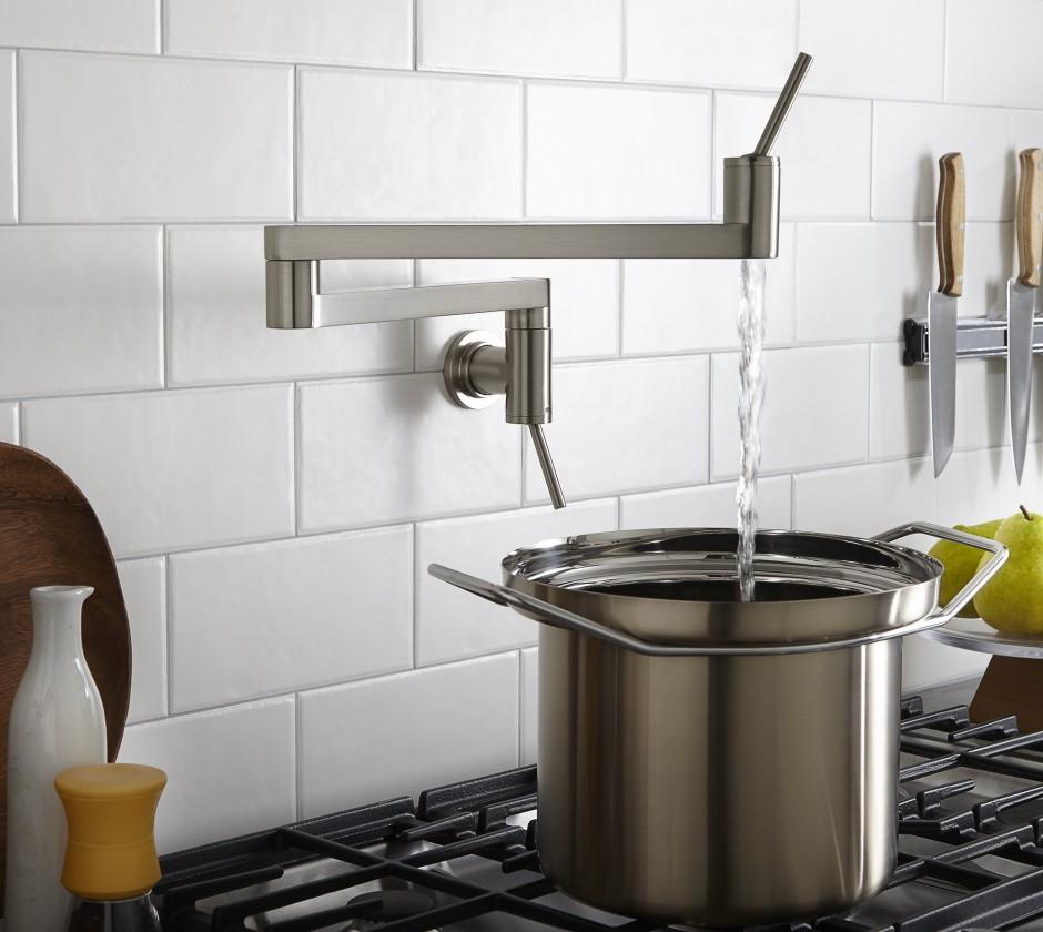 Bathroom Fittings Usa | Dornbracht Lulu Faucet | Dornbracht Kitchen Faucet