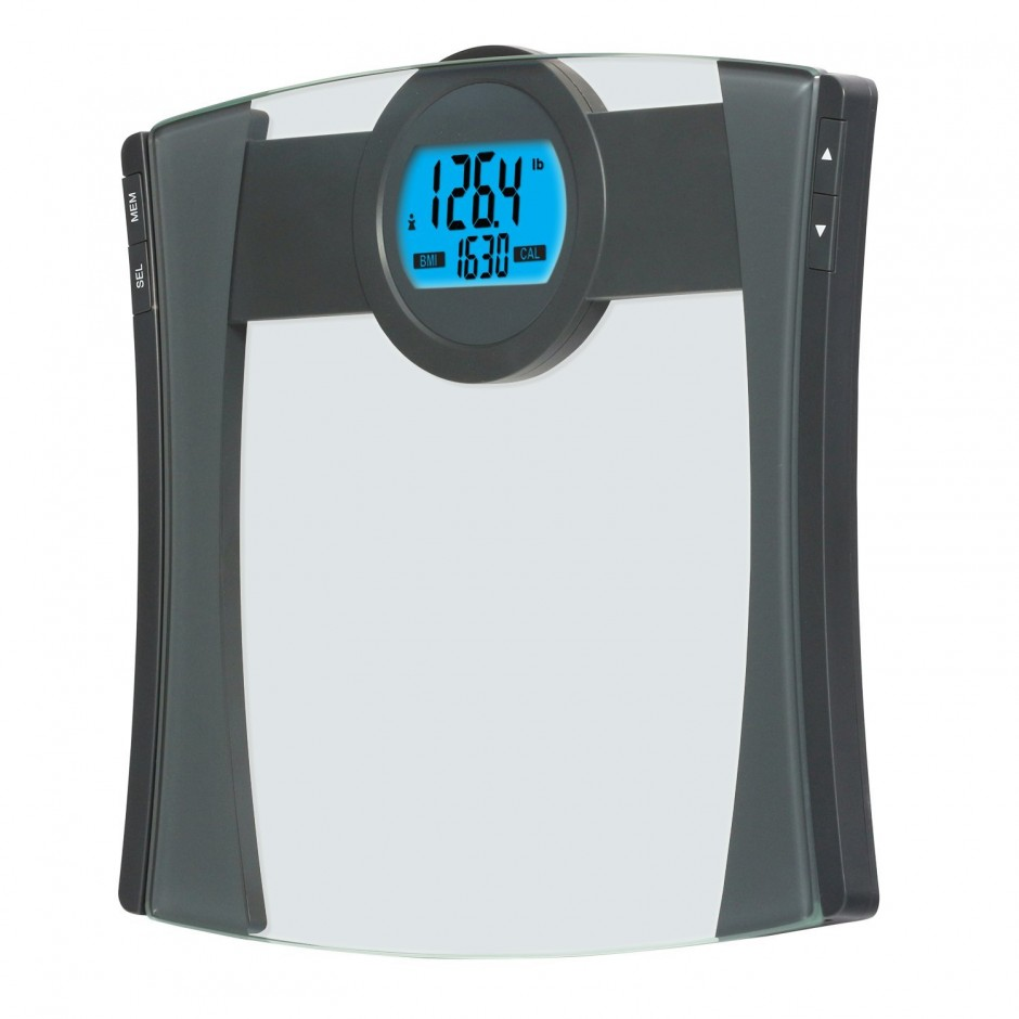 Bathroom Scales Amazon | Best Scales To Weigh Yourself | Eatsmart Precision Digital Bathroom Scale