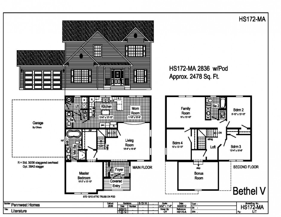Beautiful Modular Homes Pittsburgh Pa | Winsome Pennwest Homes Ideas