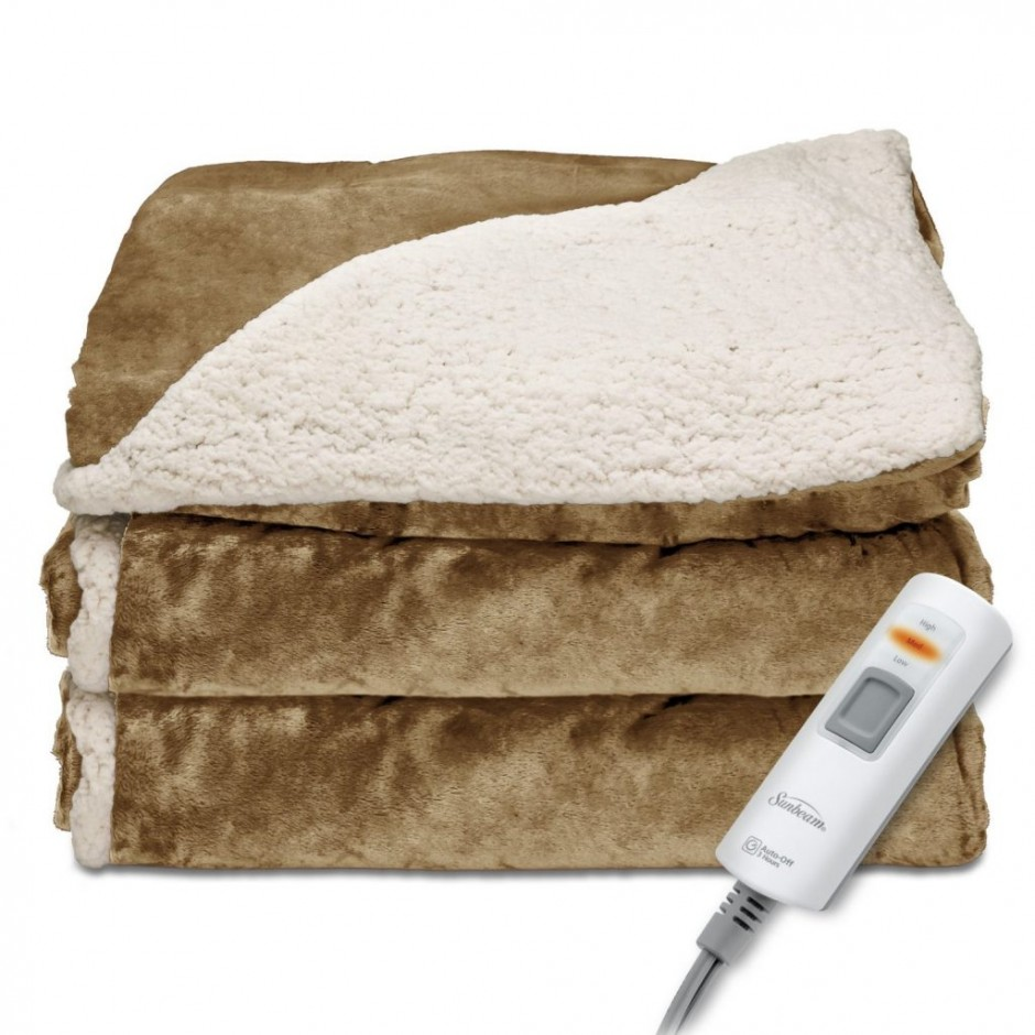 Biddeford Electric Blanket | Biddeford Electric Throw | Biddeford Microplush Electric Blanket