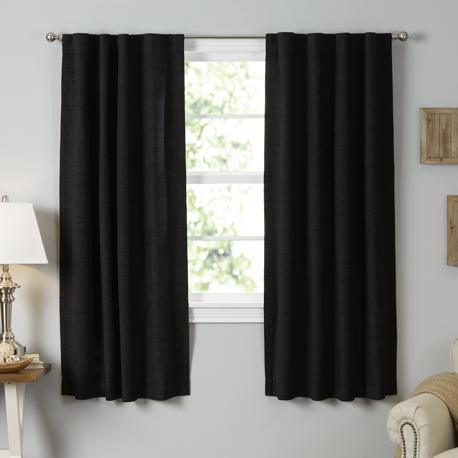 Black Curtains Target | Soundproof Curtains Target | Sound Proof Curtain