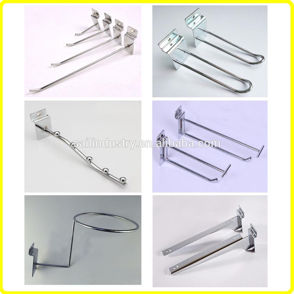 Black Slatwall Hooks | Slatwall Hooks | Slatwall Accessories