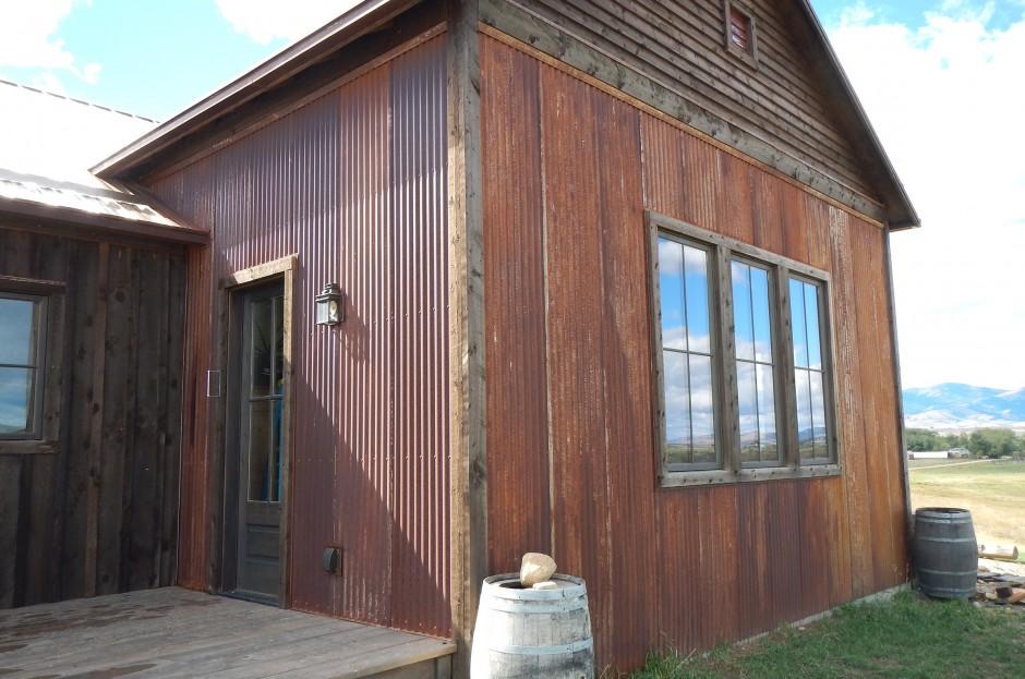 Brilliant Corrugated Metal Siding Residential | Amusing Bridger Steel Billings Mt