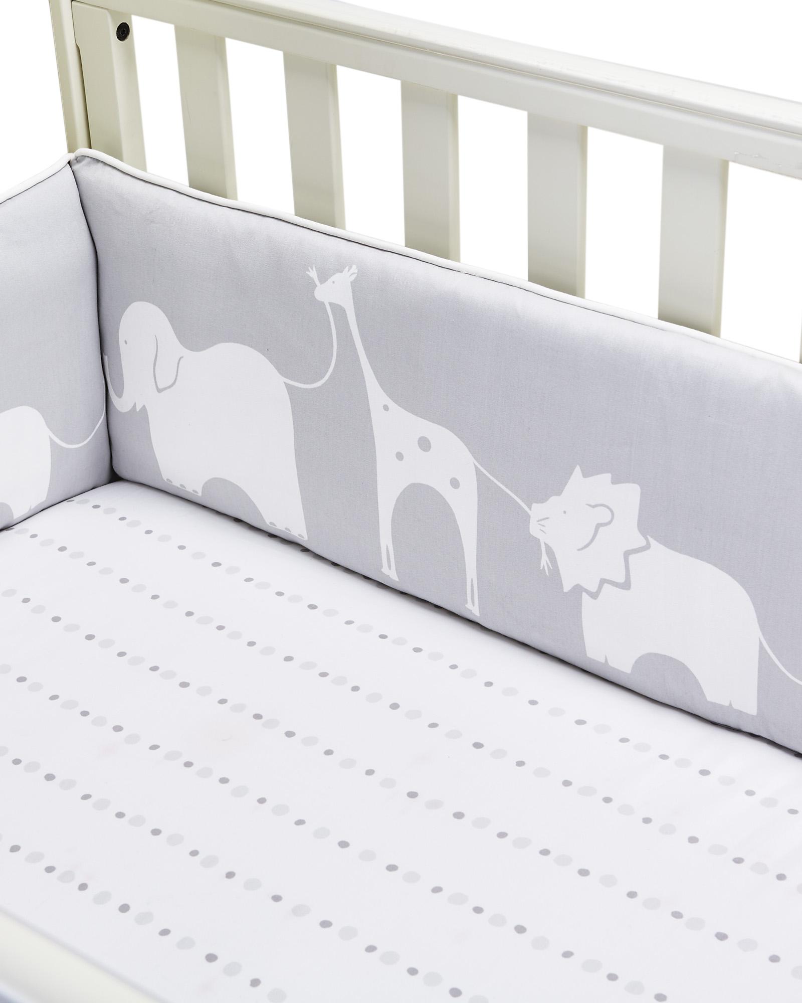 Bumper Pads in Cribs Safety | Crib Bumper Pads | Bumper Pad Crib