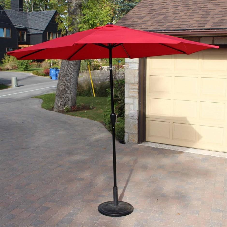 Cantilever Patio Umbrella | Garden Treasures Offset Umbrella | In Pool Umbrellas For Swimming Pools