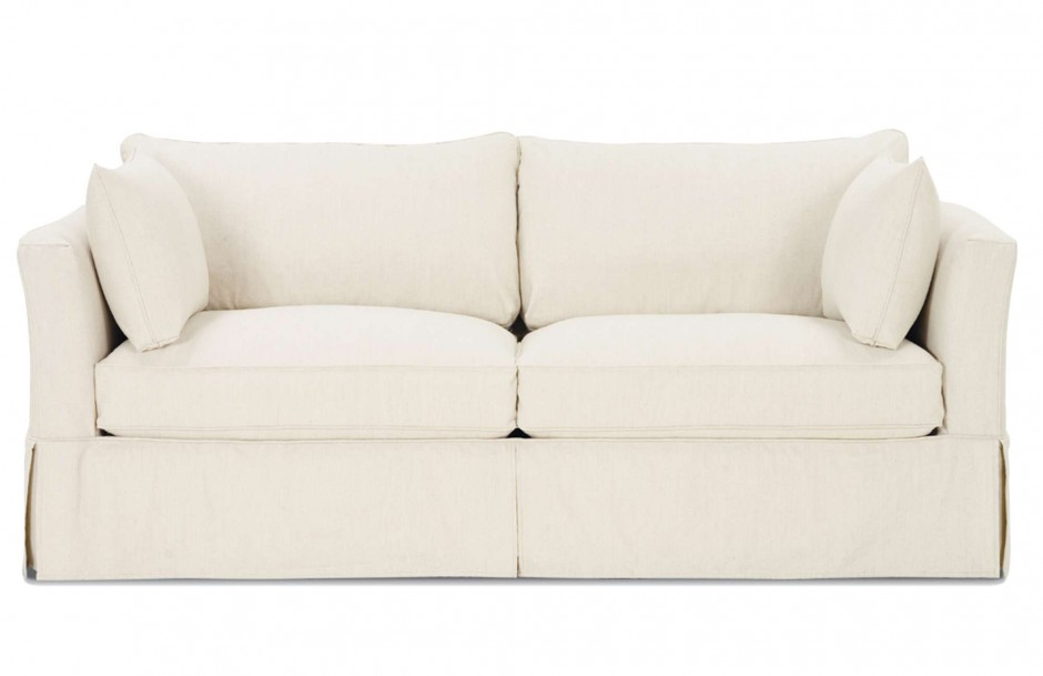 Chair And Ottoman Covers | Rowe Furniture Slipcovers | Rowe Furniture