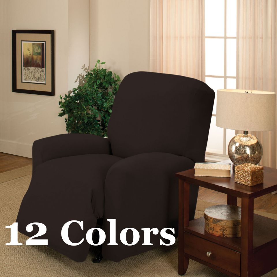 Chair Covers for Recliners | Slipcovers for Couches | Recliner Covers : plastic recliner covers - islam-shia.org
