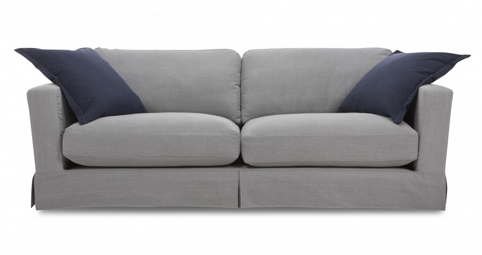 Chaise Slipcover | Slipcovers For Sofas With Cushions Separate | Sectional Couch Slipcovers