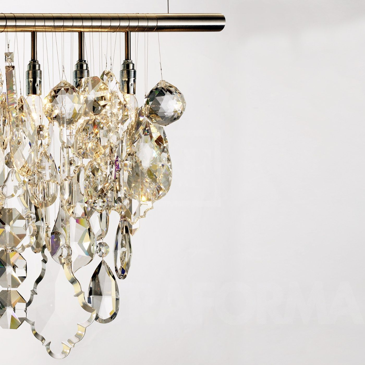 Cheap bathroom chandeliers