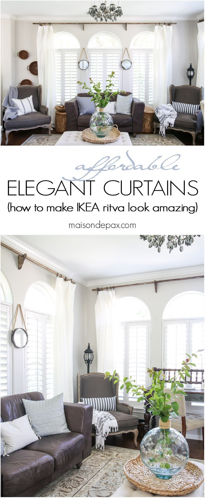 Cheap Curtains and Drapes | Pull Up Curtains | Matchstick Blinds Ikea