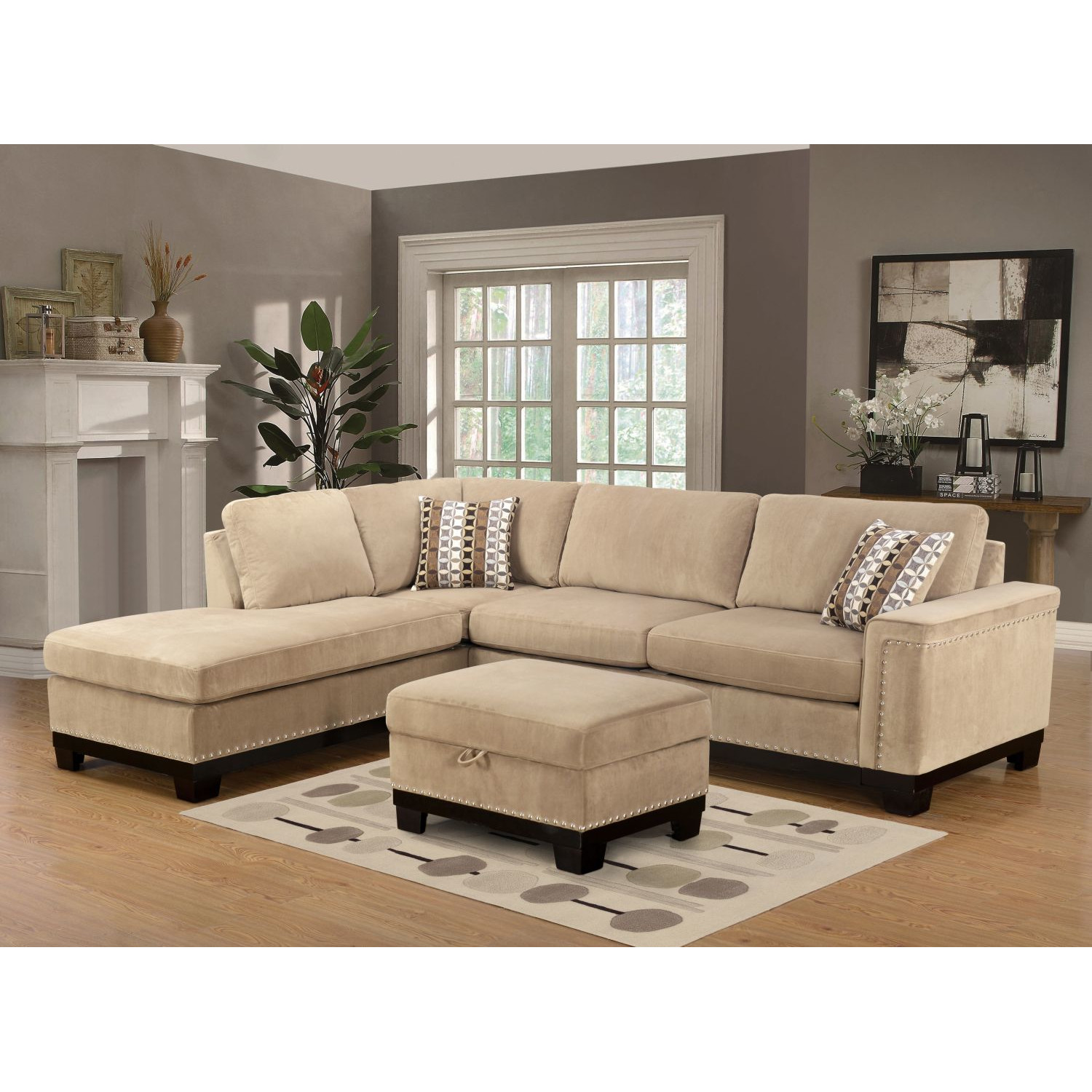 Furniture & Rug Cheap Sectional Couches