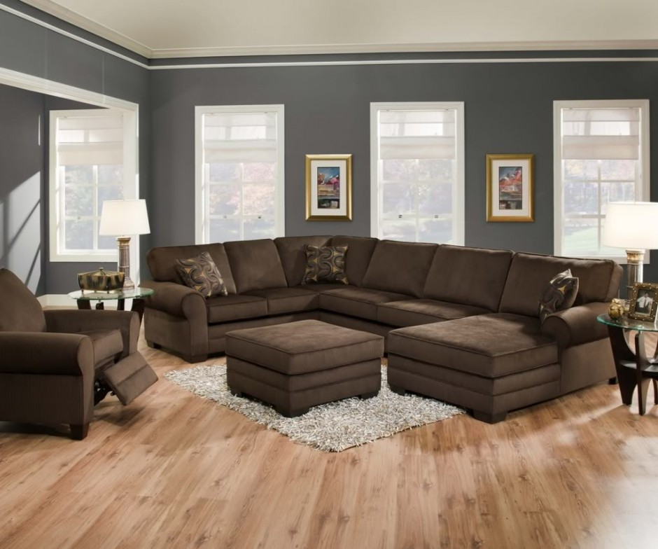 Cheap Sectional Couches | Deep Sectional Sofa | Chaise Sectional