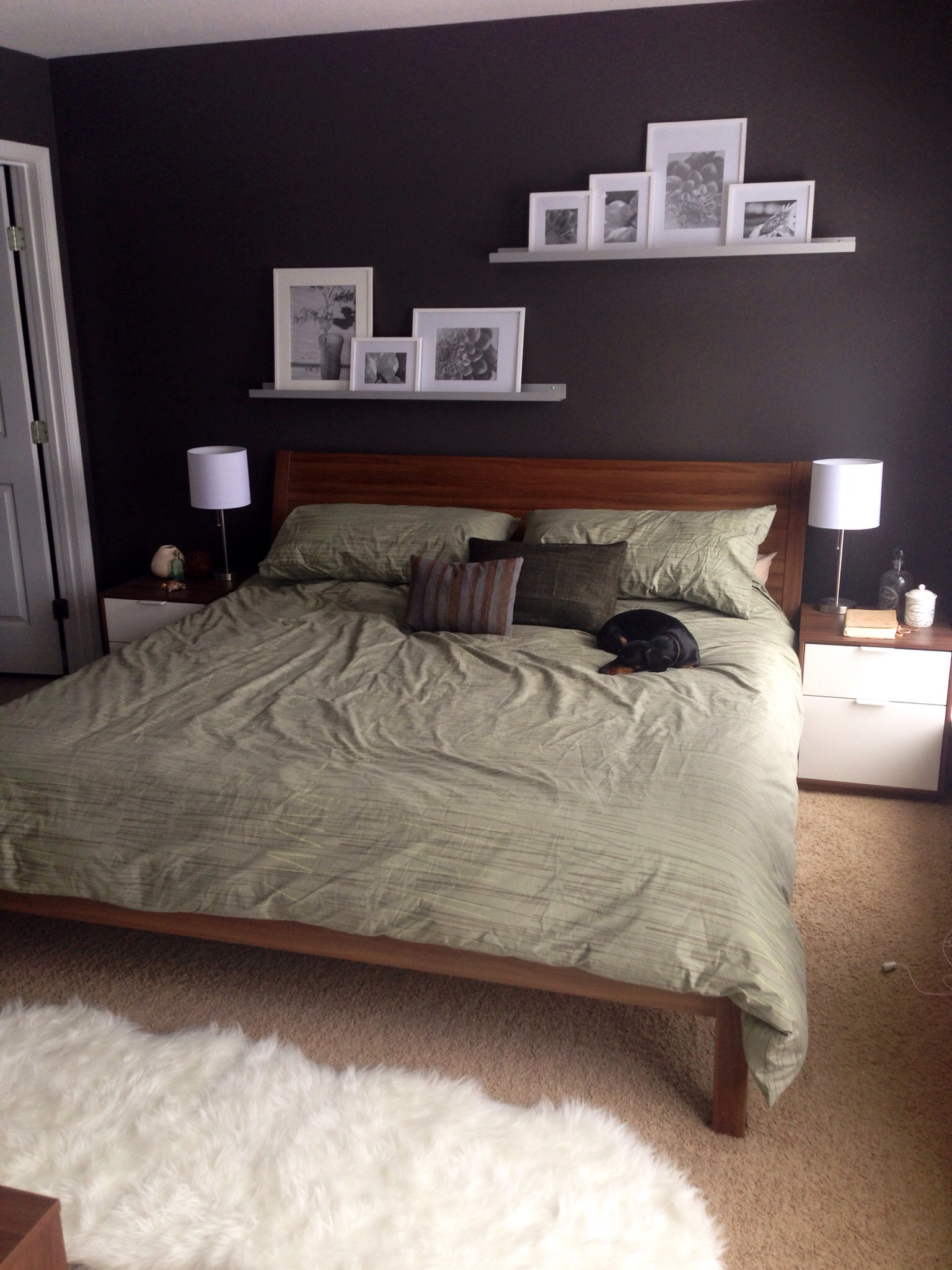 Cheap Tufted Bed | Nyvoll Bed | Cheap Murphy Beds