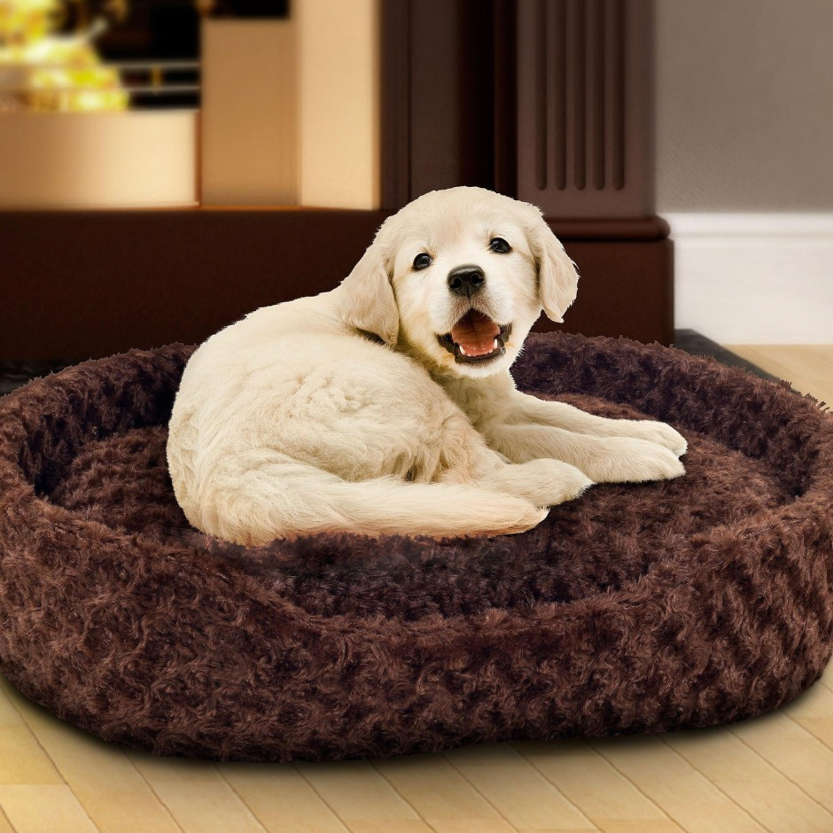 Chew Proof Dog Bed | Tuff Dog Toys | Chew Resistant Dog Bed