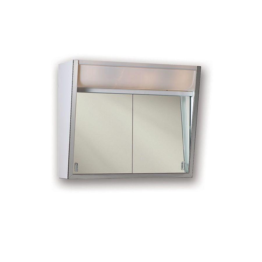 Chrome Medicine Cabinet | Lowes Bath Cabinets | Jensen Medicine Cabinets