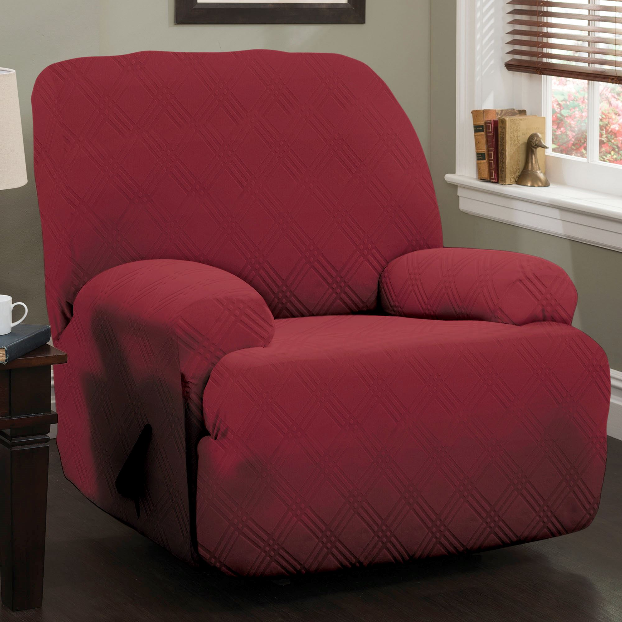 Club Chair Slipcover | Love Seat Cover | Recliner Covers