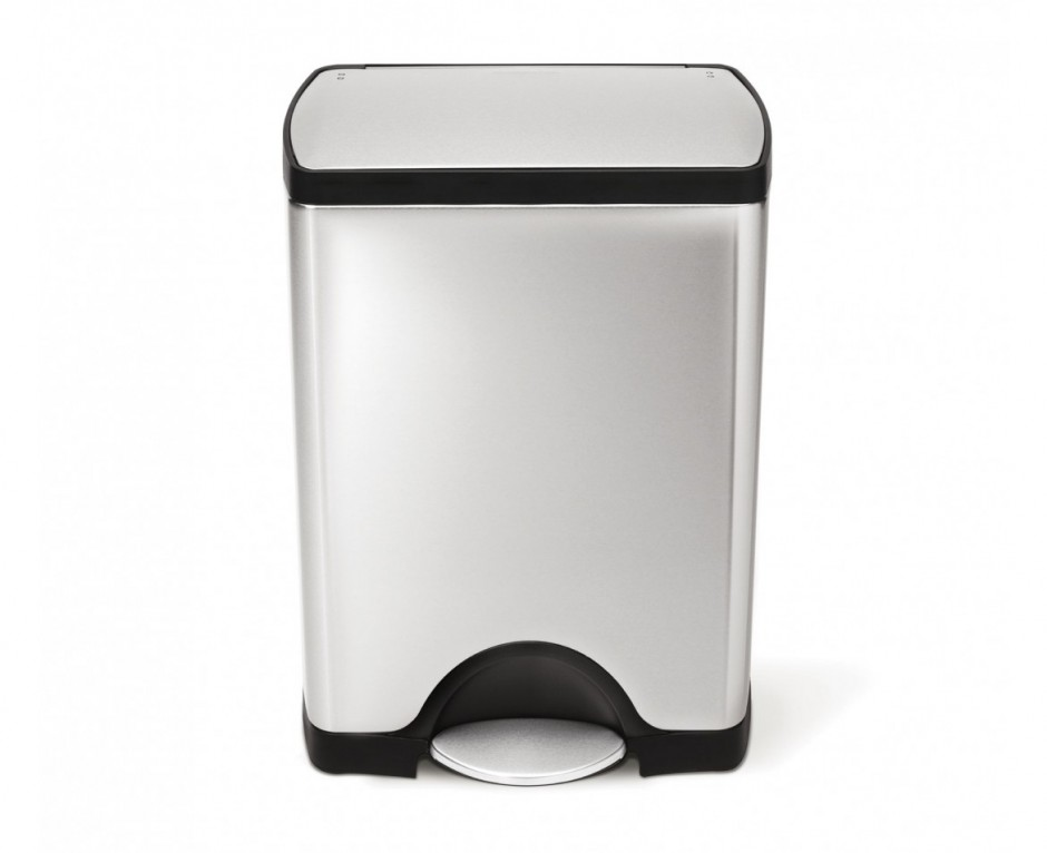 Container Store Garbage Cans | Recycle Trash Cans | Simplehuman Recycler