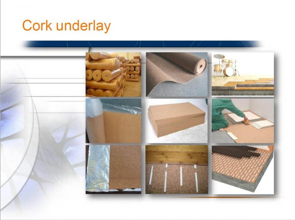 Cork Underlayment For Tile   Underlayment For Hardwood Flooring   Cork Underlayment