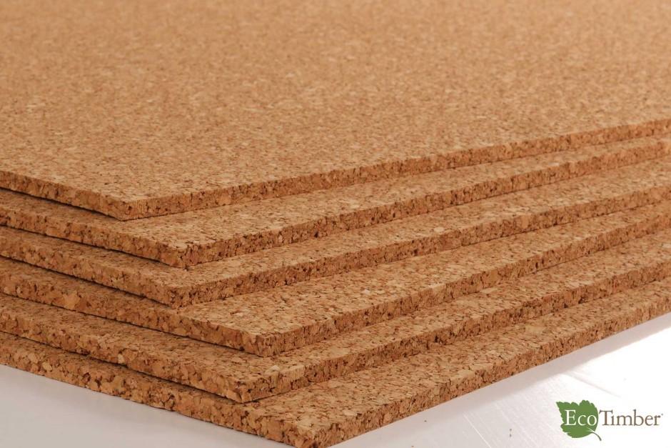 Cork Underlayment | Insulating Laminate Underlay | Floor Underlayment