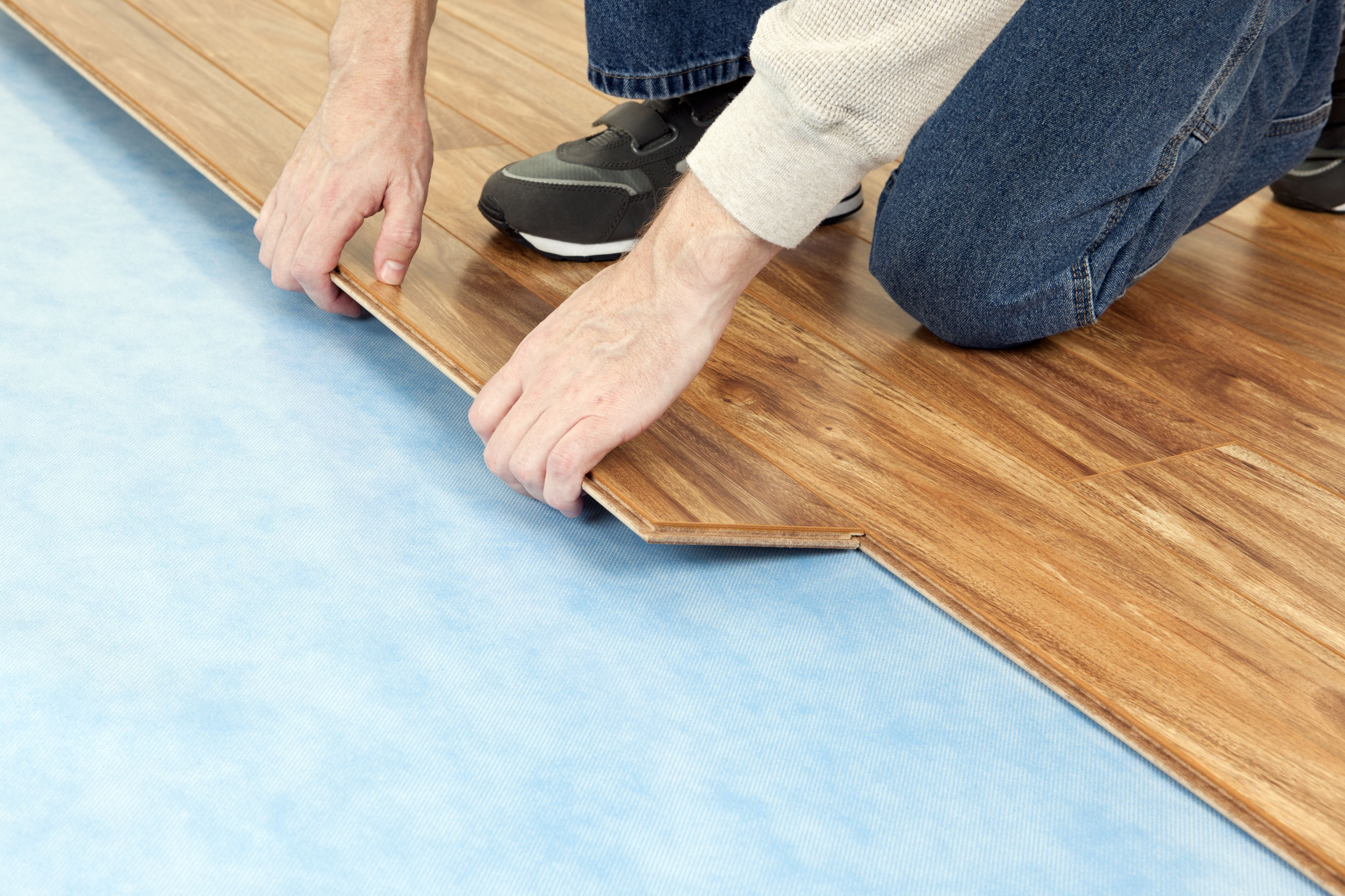 Cork Underlayment | What Type of Underlayment for Hardwood Floor | 6mm Cork Underlayment