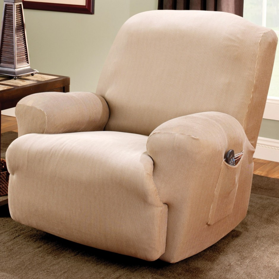 Couch Covers For Leather | Recliner Covers | Club Chair Slipcover