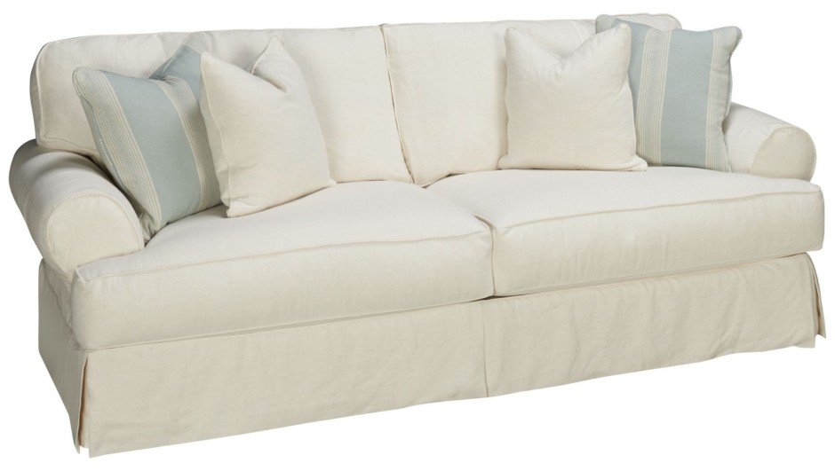 Couch Slipcovers | Slipcover Sectional Sofa | Rowe Furniture Slipcovers