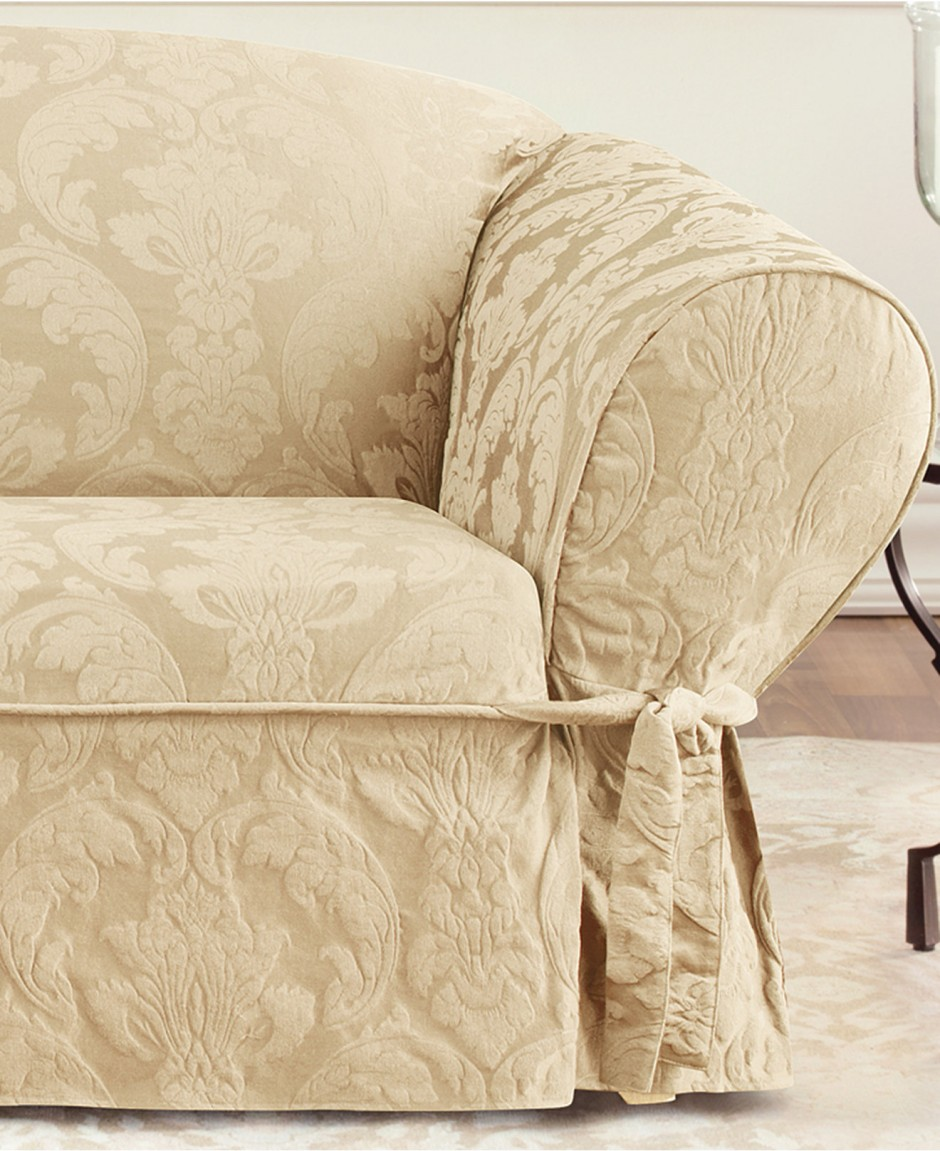 Covers For Recliners | Slipcovers For Sofas With Cushions Separate | Sofa Seat Covers