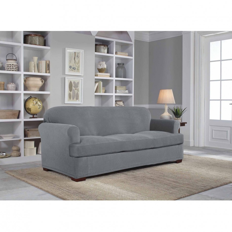Covers For Reclining Couches | Sectional Slipcovers | Slipcovers For Sofas With Cushions Separate